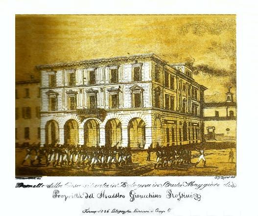 Casa Rossini di Strada Maggiore